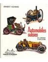 AUTOMOBILES SUISSES DES ORIGINES A NOS JOURS - ERNEST SCHMID - BOOK