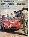 L'ANNATA AUTOMOBILISTICA 62/63