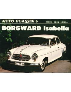 BORGWARD ISABELLA - AUTO-CLASSIC NR.6 - STEFAN KNITTEL - BOOK