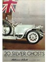 ROLLS ROYCE - 20 SILVER GHOST - MELBOURNE BRINDLE / PHIL MAY - BOEK