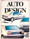 1986 AUTO & DESIGN MAGAZINE ITALIAN & ENGLISH 35