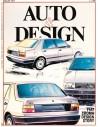 1986 AUTO & DESIGN MAGAZINE ITALIENISCH & ENGLISCH 35