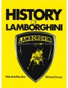 HISTORY OF LAMBORGHINI - ROB DE LA RIVE BOX / RICHARD CRUMP - BOOK