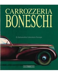 CARROZZERIA BONESCHI - SERGIO PUTTINI - BOOK