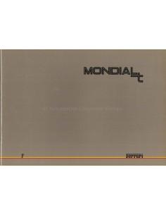 1989 FERRARI MONDIAL T PRESSKIT FRENCH 545/89