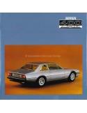1976 FERRARI 400 AUTOMATIC BROCHURE 132/76