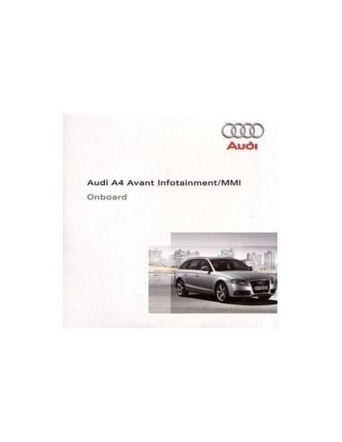 2009 AUDI Q5 CD INFOTAINMENT MMI