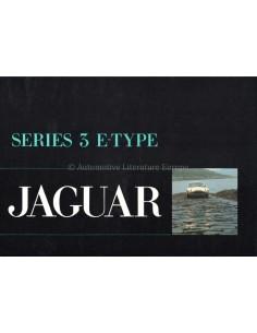 1971 JAGUAR SERIES 3 E-TYPE PROSPEKT