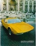1971 DE TOMASO PANTERA BROCHURE ENGELS USA