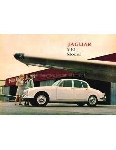 1967 JAGUAR MK II 240 PROSPEKT ENGLISCH