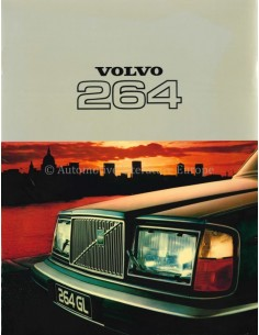 1977 VOLVO 264 PROSPEKT NIEDERLÄNDISCH
