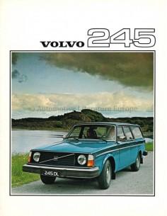 1976 VOLVO 245 PROSPEKT NIEDERLÄNDISCH