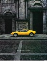 1972 DE TOMASO PANTERA BROCHURE ENGLISH / FRENCH