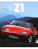 1989 BMW Z1  BROCHURE ENGELS