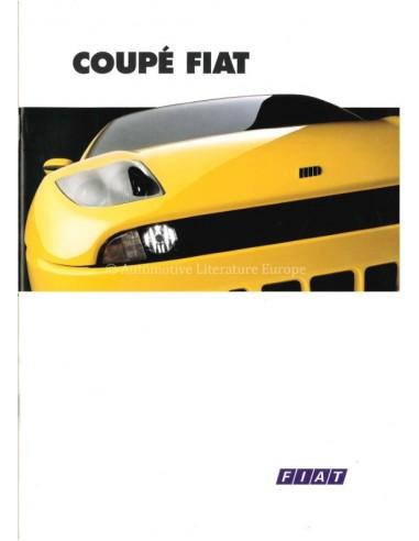 1994 FIAT COUPE BROCHURE DUTCH