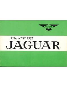 1955 JAGUAR XK 140 / MARK VII PROSPEKT ENGLISCH