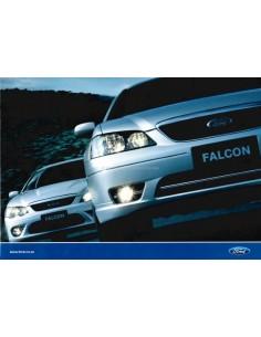 2006 FORD FALCON  BROCHURE NIEUW ZEELAND