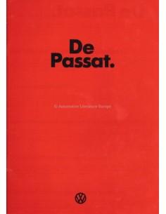 1974 VOLKSWAGEN PASSAT PROSPEKT NIEDERLÄNDISCH