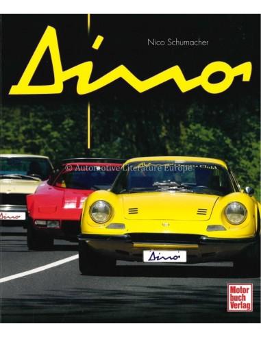 DINO - NICO SCHUMACHER - BOOK