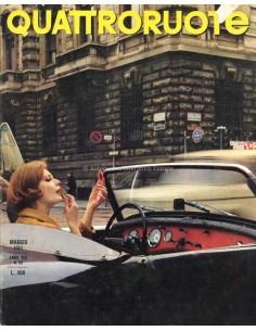 1963 QUATTRORUOTE MAGAZINE 89 ITALIAANS