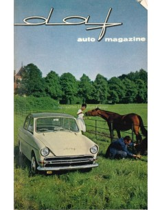1961 DAF AUTO MAGAZINE 5 DUTCH