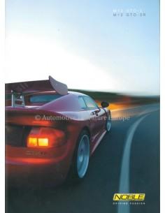 2004 NOBLE M12 GTO 3/3R BROCHURE ENGELS