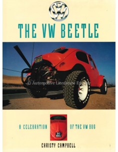 THE VW BEETLE - A CELEBRATION OF THE VW BUG - CHRISTY CAMPBELL - BOEK