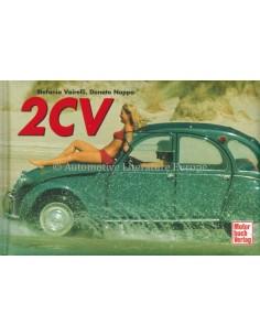 2CV - STEFANIA VAIRELLI & DONATO NAPPO - BOEK