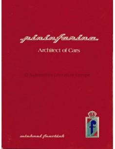 PININFARINA ARCHITECT OF CARS - MICHAEL FROSTICK - BÜCH