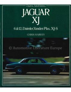 JAGUAR XJ - CHRIS HARVEY - BUCH