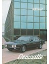 1979 DE TOMASO DEAUVILLE PROSPEKT