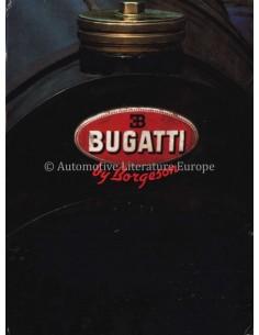 BUGATTI - GRIFFITH BORGESON - BUCH