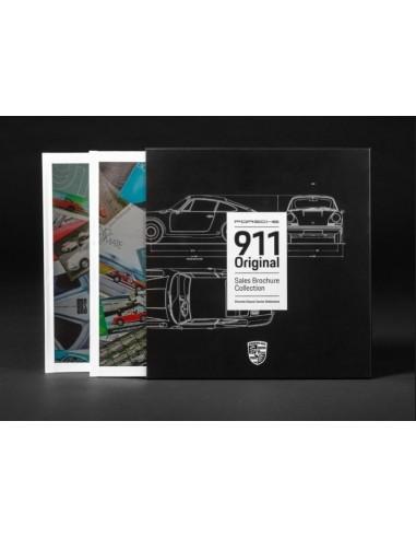 THE PORSCHE 911 VERKAUF PROSPEKT SAMMLUNGSBUCH - MARK WEGH - BÜCH