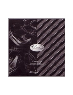 2002 PAGANI ZONDA S 7.3 ROADSTER PRESS CD
