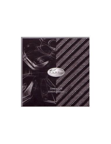 2002 PAGANI ZONDA S 7.3 ROADSTER PERS CD