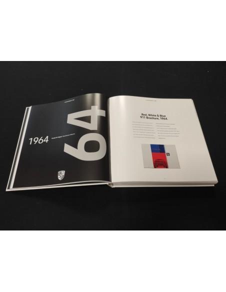 THE PORSCHE 911 SALES BROCHURE COLLECTION BOOK - MARK WEGH - BOOK