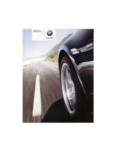 2008 BMW M6 COUPE CONVERTIBLE BROCHURE JAPANISH