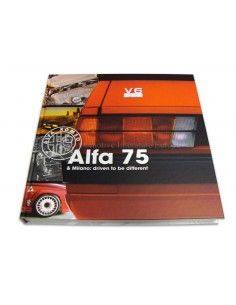 ALFA ROMEO 75 AND MILANO THE LAST REAL ALFA ROMEO BOOK