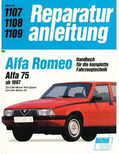 1987 - 1992 ALFA ROMEO 75 TS V6...