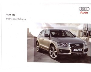 2008 audi q5 owners manual handbook german automotive literature rh autolit eu Audi Q7 TDI Audi Owners Manual PDF