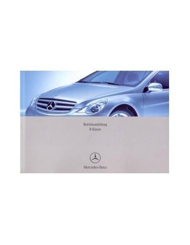 2006 mercedes benz r class owners manual handbook german rh autolit eu 2006 Mercedes R350 Reliability 2006 Mercedes R350 Sunroof