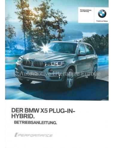 2017 BMW X5 PLUG-IN-HYBRID...