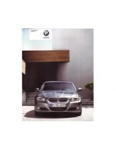 2008 BMW 3 SERIES OWNERS MANUAL HANDBOOK ENGLISH