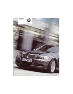 2004 BMW 3 LIMOUSINE OWNERS MANUAL GERMAN