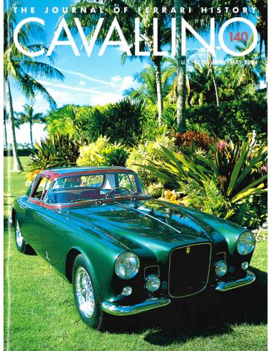 2004 FERRARI CAVALLINO MAGAZINE USA 140
