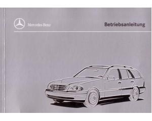 1996 mercedes benz c class combi owners manual german automotive rh autolit eu 1996 Mercedes E320 1996 Mercedes E320