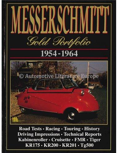 MESSERSCHMITT - GOLD PORTFOLIO - BROOKLANDS - BOOK