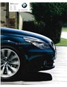 2007 BMW 5 SERIES SALOON BROCHURE GERMAN