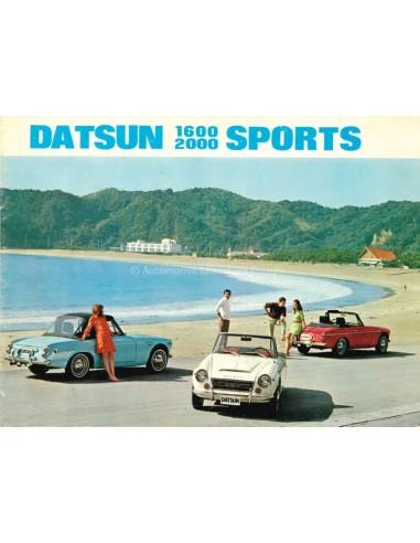 1967 DATSUN 1600 / 2000 SPORTS...