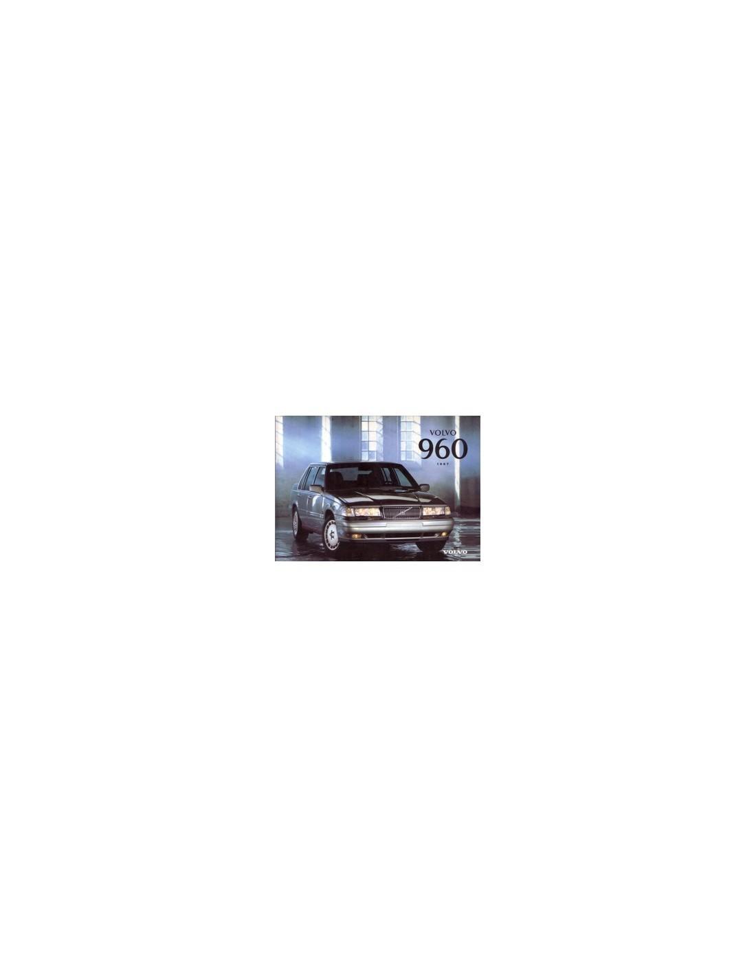 1997 volvo 960 owners manual handbook dutch automotive literature rh autolit eu Volvo 1997 960 with Rims 1997 Volvo 960 Gas Mileage